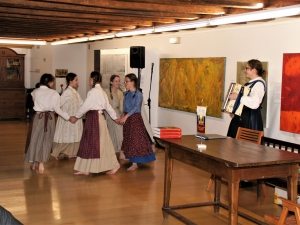 Otroška folklorna skupina Selca
